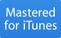 Mastered for iTunes logo
